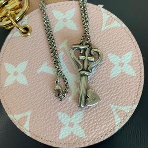 James Avery Key necklace